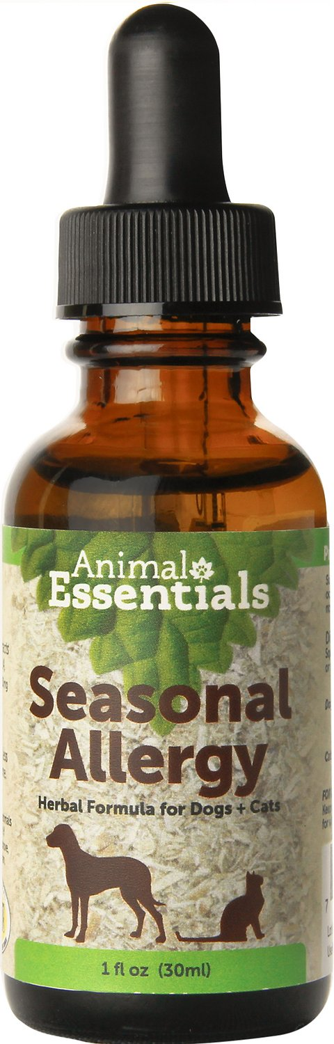 Animal Essentials Seasonal Allergy Herbal Formula Dog & Cat Suppliment Image