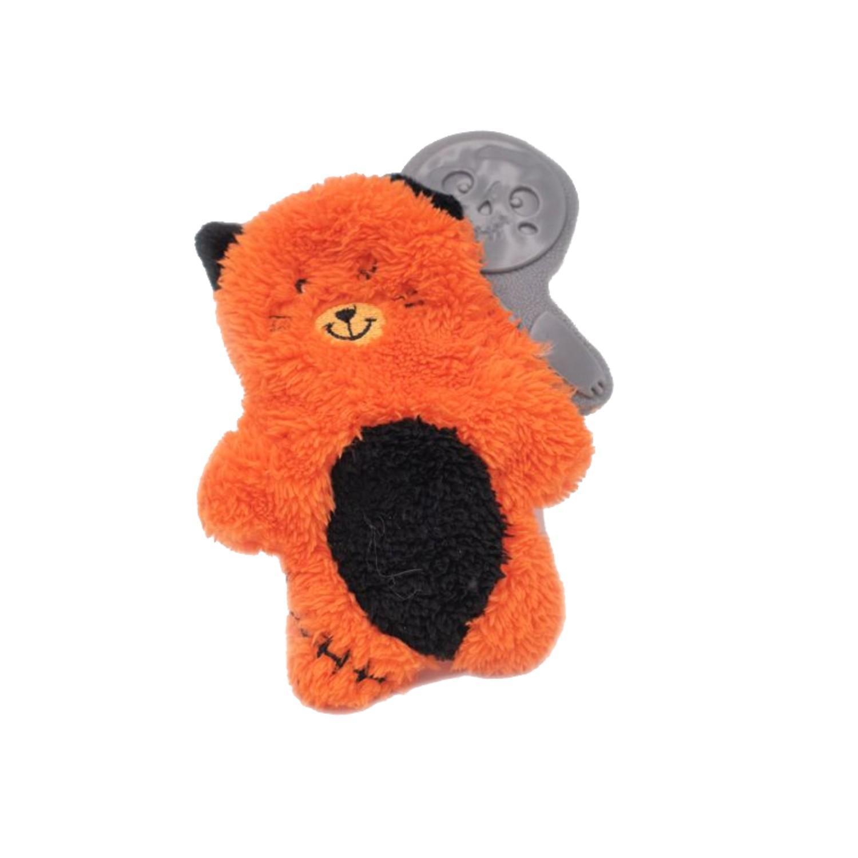 ZippyPaws Halloween Bonez Zombie Cat Dog Toy
