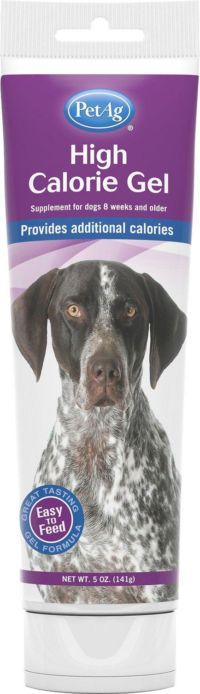 PetAg High Calorie Gel Dog Supplement, 5-oz bottle