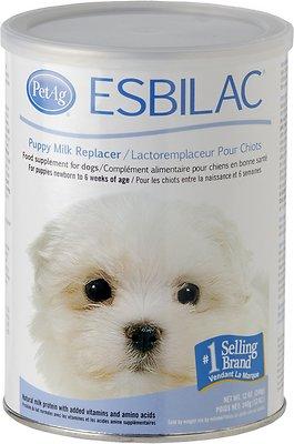 PetAg Esbilac Puppy Milk Replacer Powder, 12-oz can