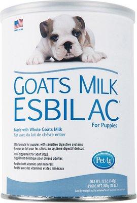 PetAg Goat's Milk Esbilac Puppy Powder, 12-oz can