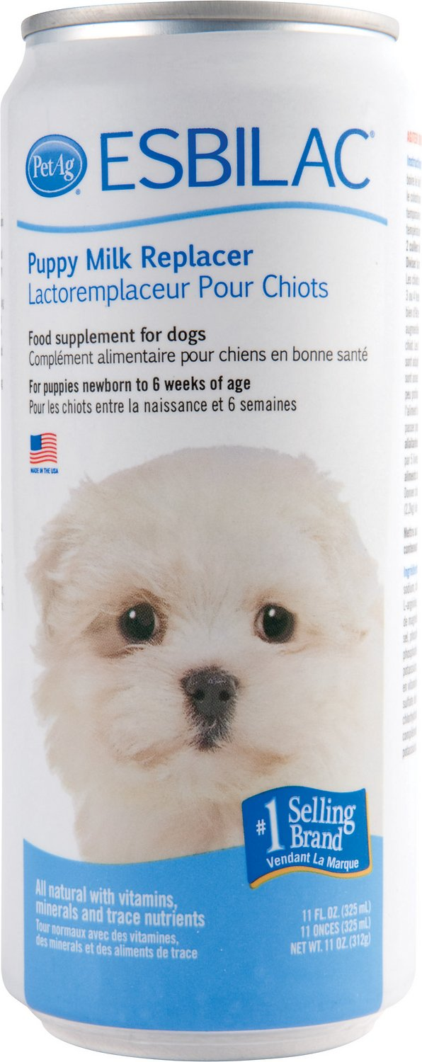 PetAg Esbilac Puppy Milk Replacer Liquid Image