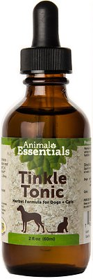 Animal Essentials Tinkle Tonic Herbal Dog & Cat Supplement, 2-oz bottle