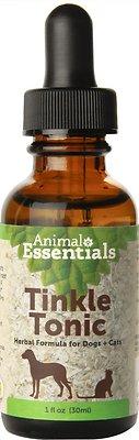 Animal Essentials Tinkle Tonic Herbal Dog & Cat Supplement, 1-oz bottle