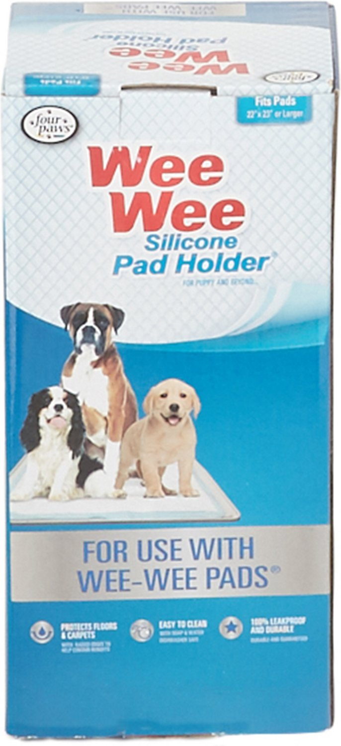 Wee-Wee Silicone Pad Holder Image