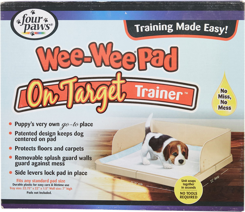 Wee-Wee Pad On Target Trainer