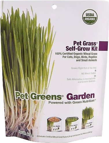 Pet Greens Self Grow Garden Pet Grass, 3-oz bag