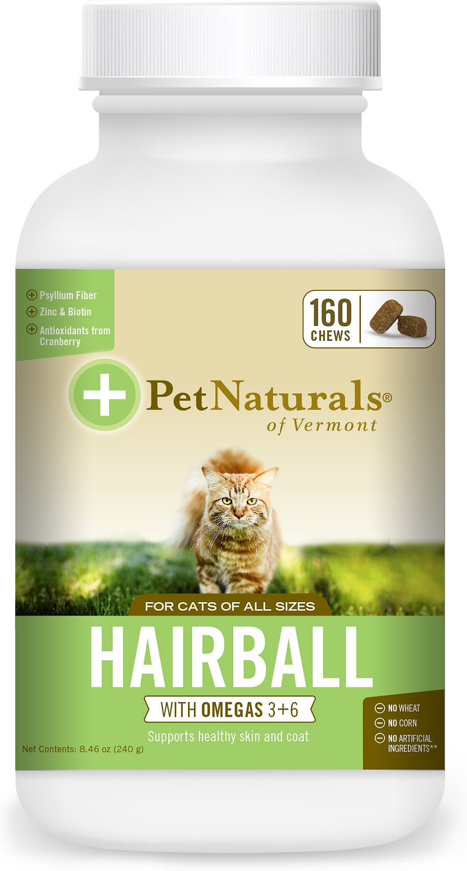 Pet Naturals of Vermont Hairball Cat Chews Image