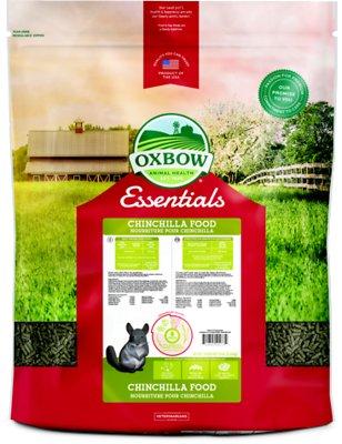Oxbow Essentials Chinchilla Deluxe Chinchilla Food, 25-lb bag