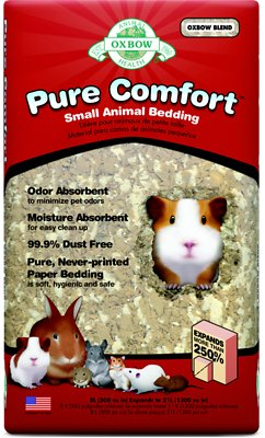 Oxbow Pure Comfort Small Animal Bedding, Oxbow Blend, 21-L