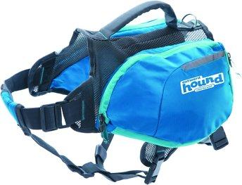 Outward Hound DayPak for Dogs, Blue, Medium