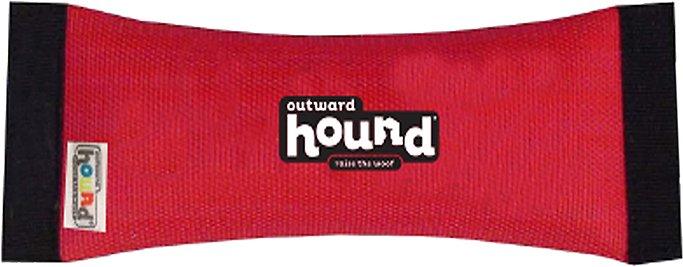 Outward Hound Firehose Squeak N Fetch Dog Toy Image