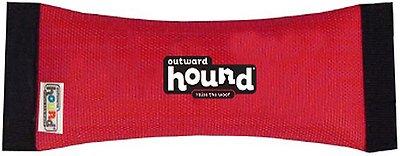 Outward Hound Firehose Squeak N Fetch Dog Toy, Medium