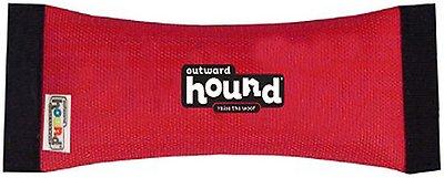 Outward Hound Firehose Squeak N Fetch Dog Toy, Small