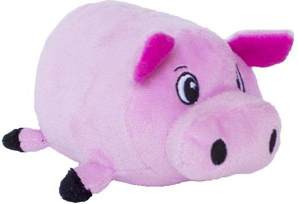 Outward Hound Fattiez Pig Dog Toy Image