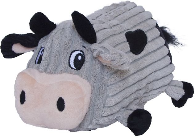 Outward Hound Fattiez Cow Dog Toy Image