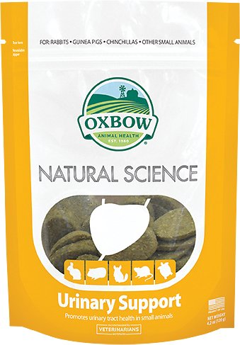 Oxbow Natural Science Urinary Support Small Animal Supplement, 60 count Image