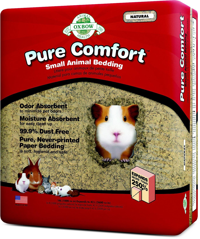 Oxbow Pure Comfort Small Animal Bedding, Natural Image