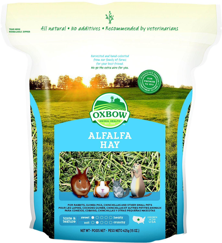 Oxbow Alfalfa Hay Small Animal Food Image