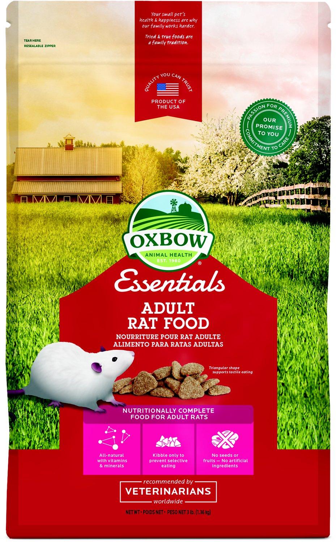 Oxbow Essentials Regal Rat Adult Rat Food Image