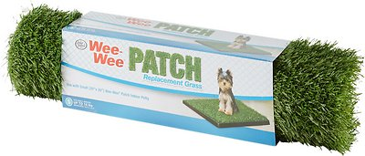 Wee-Wee Patch Replacement Grass Mat, Small