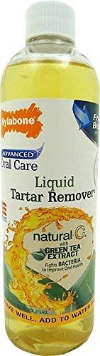 Nylabone Advanced Oral Care Natural Fresh Breath Liquid Tartar Remover, 16-oz bottle