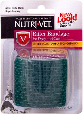 Nutri-Vet Bitter Pet Bandage, Color Varies, 2-in