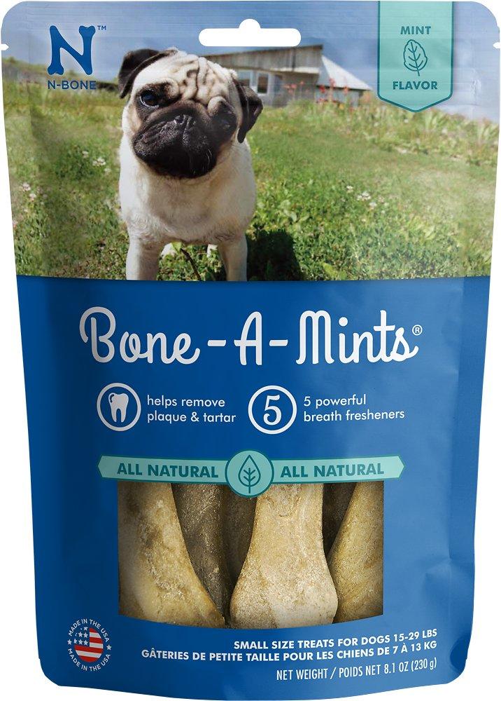 N-Bone Bone-A-Mints Dog Treat Image