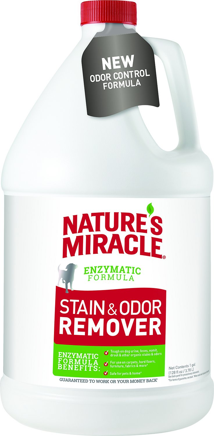 Nature's Miracle Dog Stain & Odor Remover Image