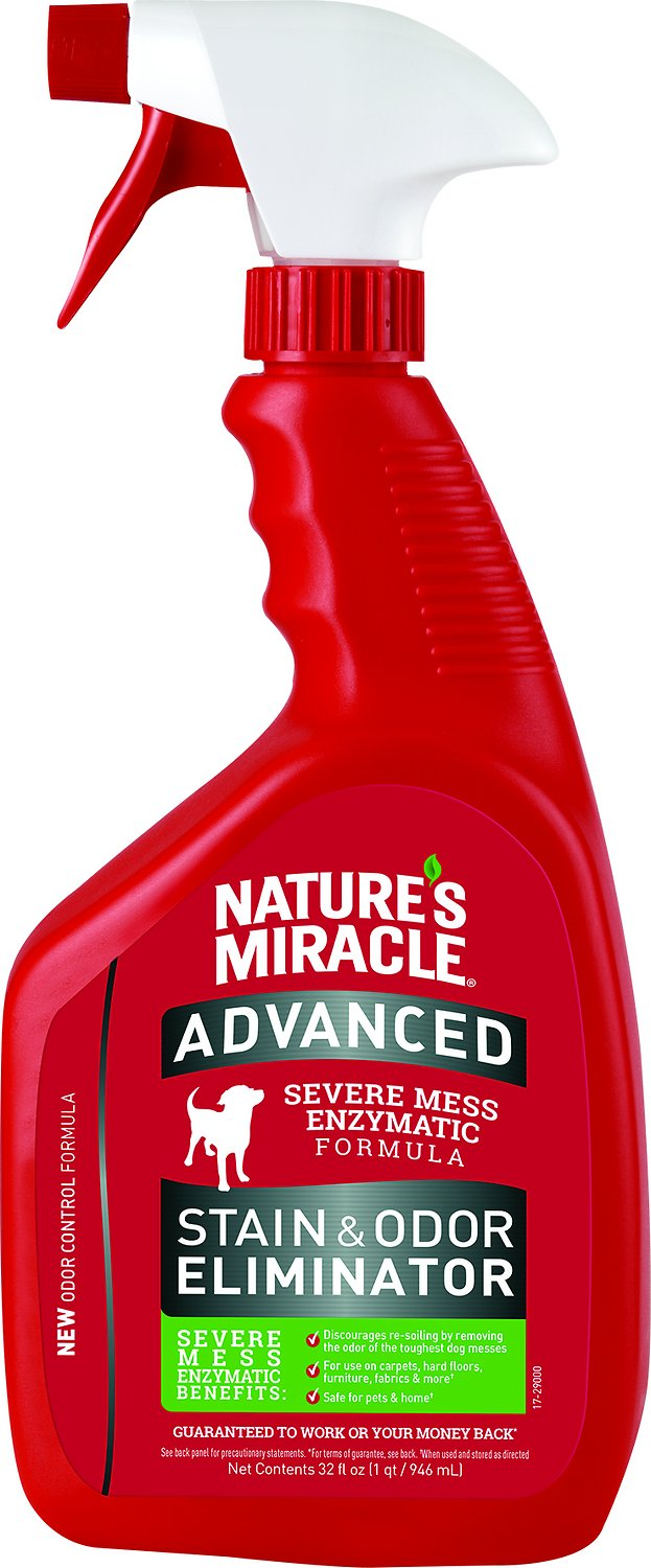 Nature's Miracle Dog Advanced Stain & Odor Remover Image
