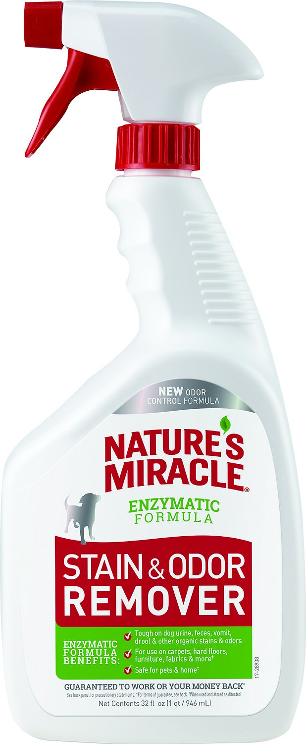 Nature's Miracle Dog Stain & Odor Remover Spray Image