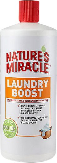 Nature's Miracle Laundry Boost Stain & Odor Additive, 32-oz bottle Image