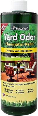 NaturVet Yard Odor Eliminator Refill, 16-oz