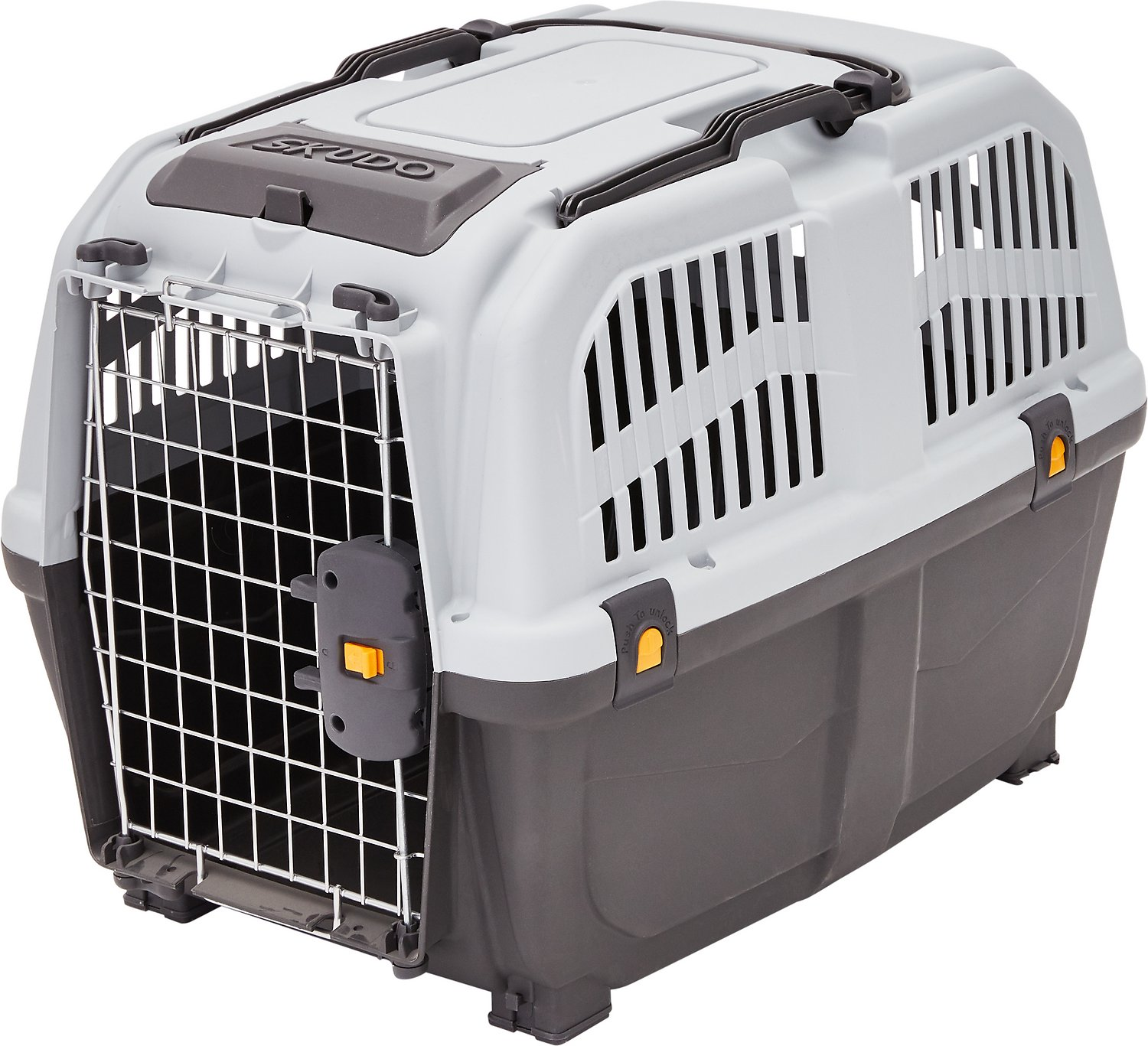 MidWest Skudo Deluxe Plastic Pet Carrier Image