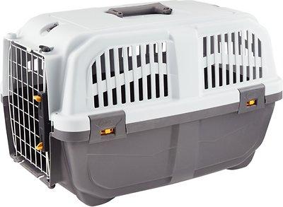 MidWest Skudo Standard Plastic Pet Carrier, 22-in