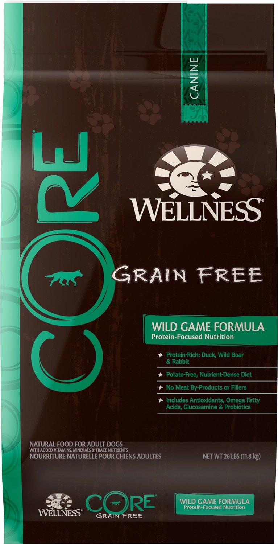 Wellness CORE Wild Game Grain-Free Dry Dog Food Image