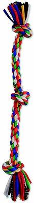 Mammoth Cloth Rope Tug Dog Toy, Color Varies, Medium