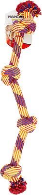 Mammoth Knot Tug Dog Toy, Color Varies, Colossal