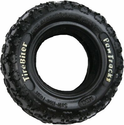 Mammoth TireBiter Tire Dog Toy, Large