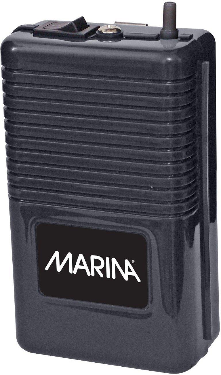 Marina Battery-Operated Air Pump for Aquariums
