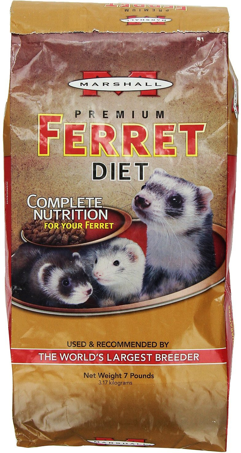 Marshall Premium Ferret Food Image