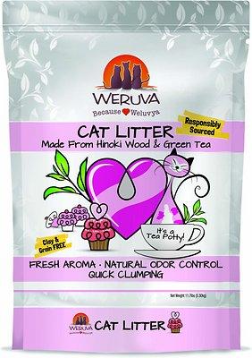 Weruva Natural Quick Clumping Cat Litter, 11.7-lb bag