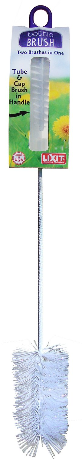 Lixit Bottle & Tube Cleaning Brush, 16-in