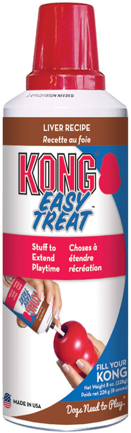 KONG Stuff'N Easy Treat Liver Recipe, 8-oz