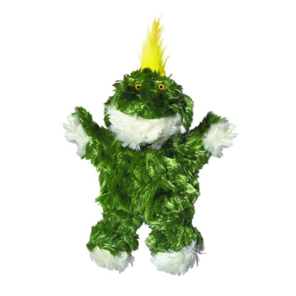 KONG Dr. Noy's Frog Dog Toy, X-Small Size: X-Small