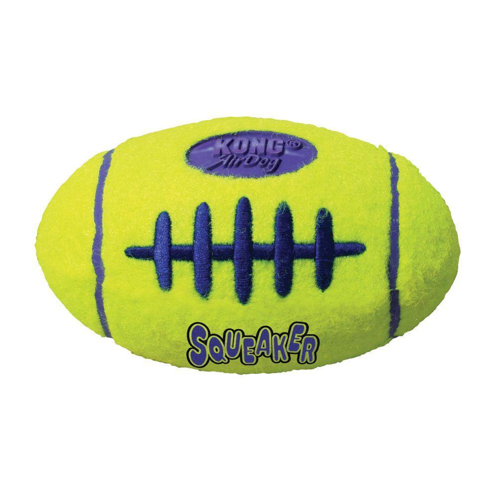 KONG AirDog Football Dog Toy, Medium