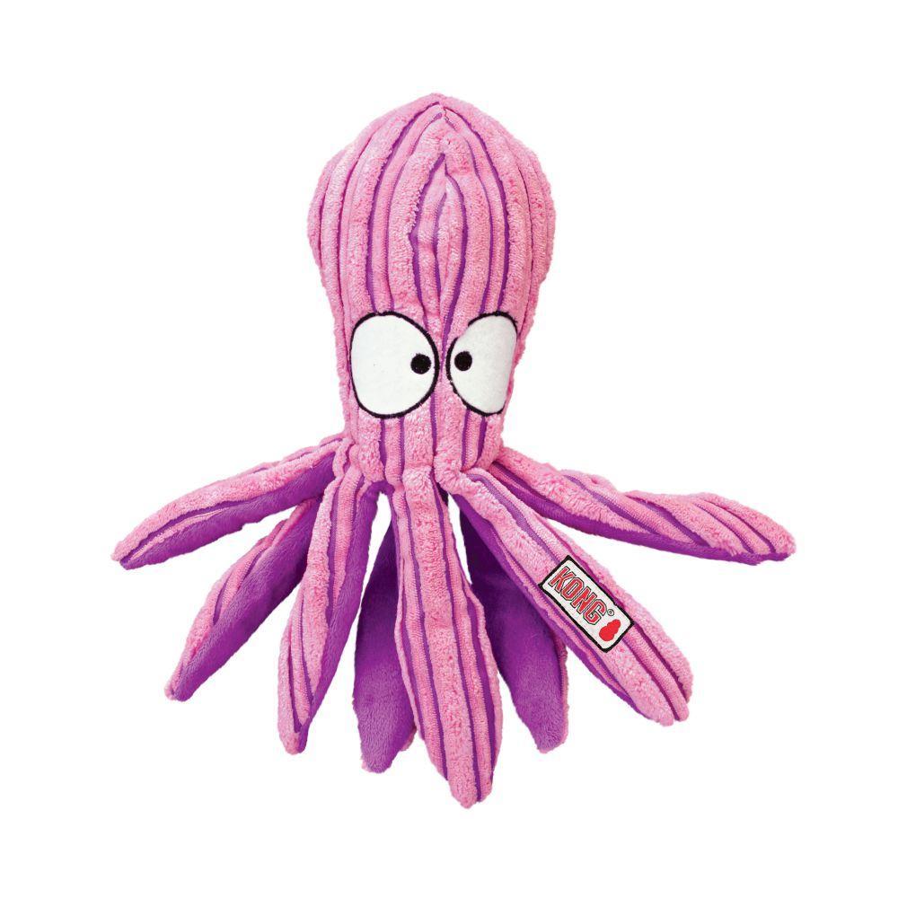 KONG CuteSeas Octopus Dog Toy, Large
