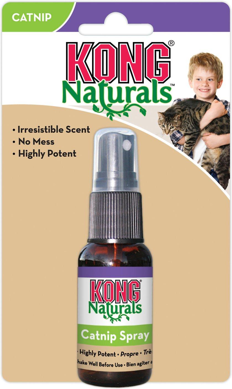 KONG Naturals Catnip Spray Image