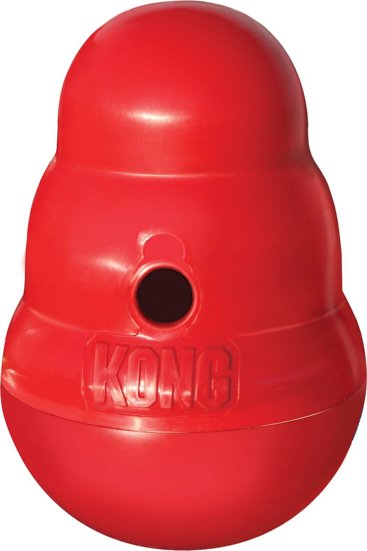 KONG Wobbler Dog Toy Image