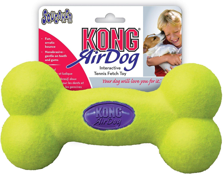 KONG AirDog Bone Dog Toy Image